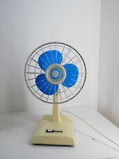 More details for vintage retro berry magicoal oscillating desk fan light wight   (k2)