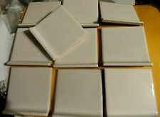 """*Oatmeal Color* stack-on-top base//cove Ceramic Tile  2/"""" X 6/""""  Speckled NOS 1 pc"""