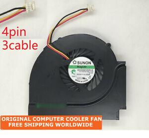 THINKPAD W510 W510i 60y5493 60y4981 Sunon Gc055010vh-A Cooler Fan