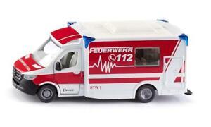 NEW Siku Super Mercedes Benz Sprinter Type C Ambulance Die Cast Toy Car 2115