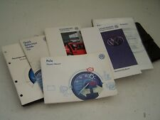Vw Polo Owner`s manual (1994-1999)