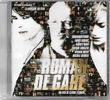 Roman De Gare Gilbert Becaud OST CD Album