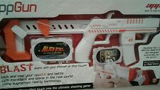 New AppBlaster Apptoyz App Gun Interaction Gaming for iPhone 3Gs 4 4G 4s iPod To