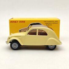 DeAgostini 1/43 Dinky Toys 558 2CV Citroen Modele 61 Diecast Models Car