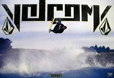 """Volcom 2004 Shawn """"Barney"""" Barron Surf promo poster Mint condition New old stock"""