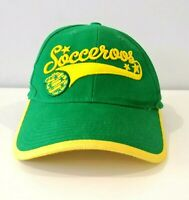 Socceroos Unisex Official Licensed Australian Soccer Football Supporters Cap Hat