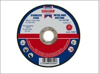 Cut Off Disc for Metal 100 x 1.2 x 16mm - Discs - Grinding & Cutting - FAI10012M