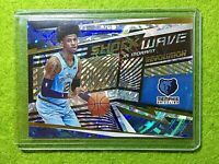 JA MORANT FRACTAL PRIZM ROOKIE CARD RC REFRACTOR 2019-20 Revolution SHOCKWAVE SP