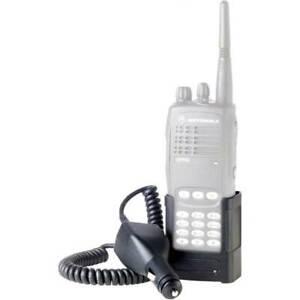 Genuine OEM Motorola GP328 GP329 GP338 GP339 Vehicle Car Van Charger