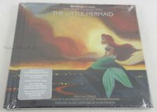 Disney Records Legacy Collection Little Mermaid Soundtrack Music Audio CD Set
