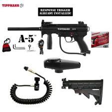 Tippmann A-5 Response Trigger Paintball Gun Remote Coil Stock Package