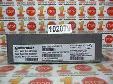 2008 08 2009 09 SATURN ASTRA ONSTAR COMMUNICATION MODULE 20909997 FEO