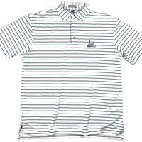 Peter Millar Summer Comfort Prairie Dunes Maxwell Cup Golf Shirt - Medium M