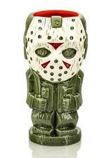 Geeki Tikis Friday The 13th Jason Voorhees   Ceramic Tiki Mug   Holds 26 Ounces