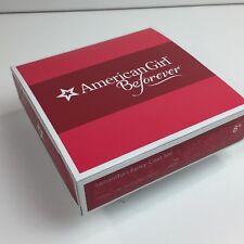 American Girl AG Beforever Samantha's Coat Set Empty Box