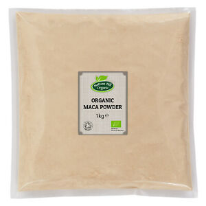 Organic Raw Maca Powder Certified Organic