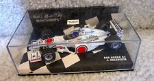 2002 JACQUES VILLENEUVE 1/43 MINICHAMPS PAULS MODEL ART BAR 02  #22 LOOK