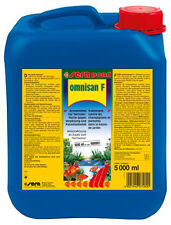 sera pond omnisan F bei Verpilzungen und Parasitenbefall (1 x 5 Liter)