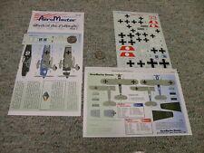 Aeromaster  decals 1/48 48-456 Birth of Luftwaffe Part 1    L87