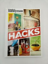 Family Handyman HACKS 780 DIY Home Improvement Hardcover