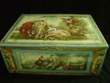 huge box tin vecchia romagna -watch