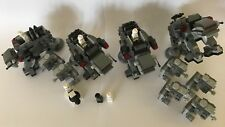 LEGO Star Wars 4 heavy assault walker 75195 6 AT-ST 75184 5 troopers DARTH VADER