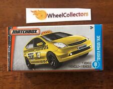 Toyota Prius Taxi Yellow * Matchbox 2017 Power Grabs * YA13