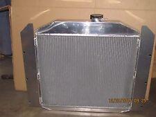 1949-1952 Studebaker Truck New Aluminum Radiator
