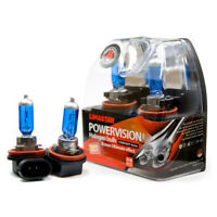 4 X H11 Poires PGJ19-2 Lampe Halogène 6000K 55W Xenon Ampoule 12 Volt