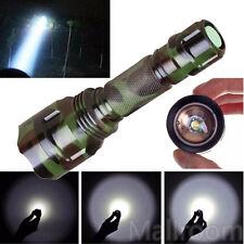 UltraFire 2600lm Tactical c8 CREE XM-L XML t6 LED Torcia Elettrica Torch BRACKET
