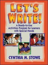 Let's Write! : A Ready-to-Use Activities Program for Learners with Special...