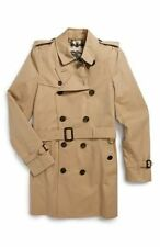 Burberry Collared Double Breasted Coats & Jackets for Men