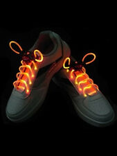 LED Luminescent Shoelaces EXTRA batteries included