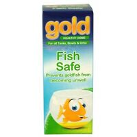 Interpet Goldfish Safe 100ml Water Treatment Coldwater Fish Conditioner