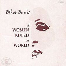 ETHEL ENNIS If Women Ruled the World  (CD, Oct-2005, Savoy Jazz (USA)