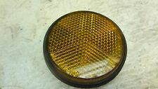 1976 Kawasaki KZ400 KZ 400 K337-1. single amber reflector