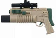 Tomy 1/6 Scale Military Adventure Miniature Grenade Launcher Gun G04-27KT