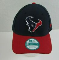 Houston Texas New Era 9Forty Adjustable Hat (A-2)