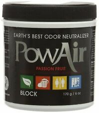 PowAir | Odor Neutralizer Block | Passion Fruit | 6oz