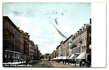 1909 Essex Street, Lawrence, MA Postcard