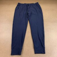 Old Navy Women's Size Medium Blue Mid-Rise Breathe ON Jogger Pants NWT