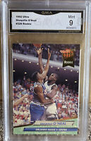 1992 Fleer Ultra Shaquille O'Neal Rookie Shaq Mint 9 Lakers HOF RC