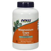 Magnesium Aspartate Citrate Oxide 400mg 180 Veg Capsules | Complete Mag Formula