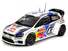Norev 2014 Volkswagen Polo R WRC Rallye Monte Carlo #1 Dealer Edition 1:18*NEW!