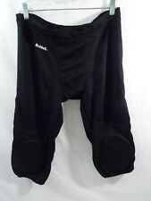 Preowned Riddell Black Youth Knee Football Practic Pants Xl