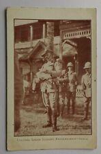 COLONEL LOGAN READING PROCLAMATION SAMOA POSTCARD 1914