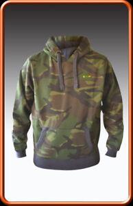 ESP Camo Hoody *All Sizes* NEW Carp Fishing Clothing Hoodies