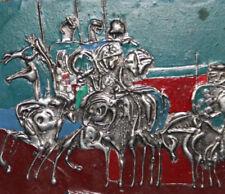 Metal Wall Art Sculptures For Sale Ebay