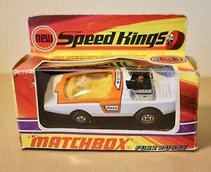 Matchbox Speedkings K-41 Fuzz Buggy Mint & Boxed.