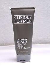 New Clinique for Men Oil Control Face Wash Full Size 6.7FL.OZ / 200ml